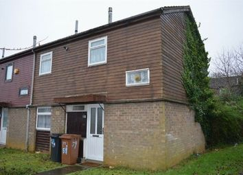 Thumbnail 2 bed end terrace house to rent in Waterpump Court, Thorplands, Northampton
