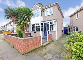 Thumbnail 3 bed semi-detached house for sale in Gwynn Road, Northfleet, Gravesend, Kent