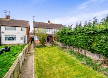 Thumbnail 3 bed terraced house for sale in Eaton Place, Eaton Green Road, Luton