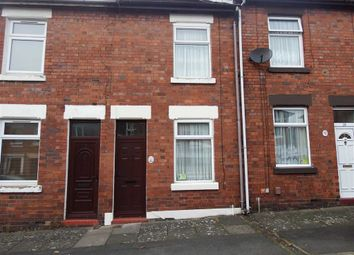 Thumbnail 2 bed terraced house to rent in Dundee Street, Longton, Stoke-On-Trent
