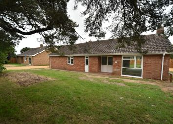 Thumbnail 4 bed detached bungalow for sale in The Pines, Holywell Row, Bury St. Edmunds