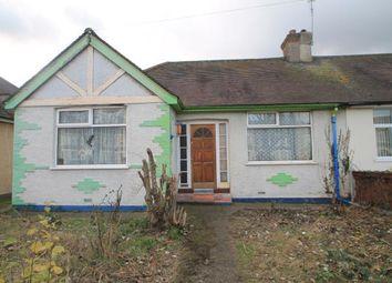 Thumbnail 2 bed bungalow for sale in Burnham Road, Dartford, Kent