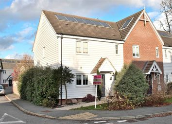 Thumbnail 3 bed end terrace house for sale in Fleming Road, Little Canfield, Dunmow