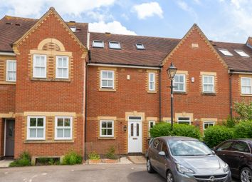 4 bed terraced house for sale in Plater Drive, Oxford, Oxfordshire OX2