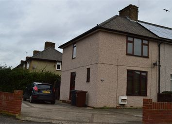 Thumbnail 2 bed end terrace house to rent in Cornworthy Road, Dagenham, Essex