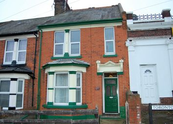 Thumbnail 3 bed end terrace house for sale in Toronto Road, Gillingham