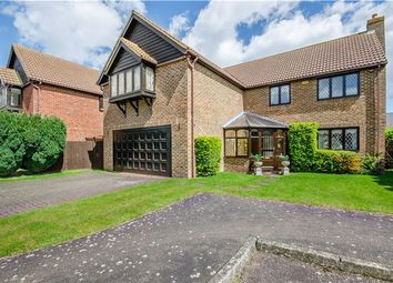 Thumbnail 5 bedroom detached house for sale in Thatcher Stanfords Close, Melbourn, Nr Royston