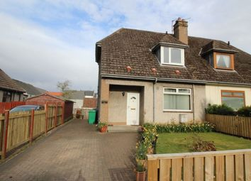 Thumbnail 3 bed semi-detached house for sale in Macduff Place, Auchtermuchty, Cupar