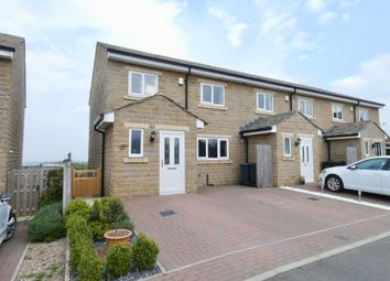 Thumbnail 4 bed terraced house for sale in Booth Holme Close, Bradford