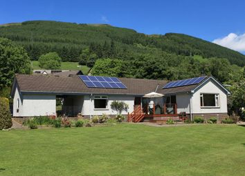 Thumbnail 3 bed detached bungalow for sale in Lochearnhead