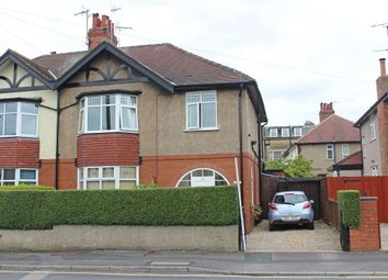 Thumbnail 2 bed maisonette for sale in Chelmsford Road, Harrogate, North Yorkshire