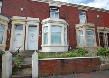Thumbnail 3 bed terraced house for sale in Downham Street, Blackburn