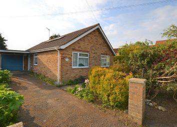 Thumbnail 3 bedroom bungalow for sale in Moor Lane, Sculthorpe, Fakenham, Norfolk.