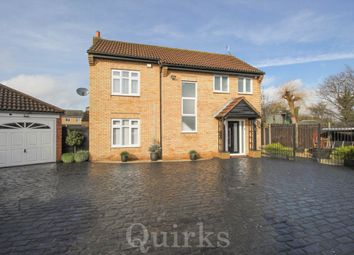 4 bed detached house for sale in Winchester Gardens, Laindon, Basildon SS15