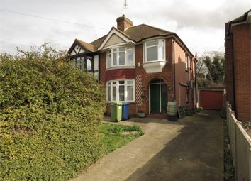 Thumbnail 3 bed semi-detached house to rent in Chalkwell Road, Sittingbourne, Kent