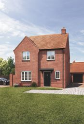 Thumbnail 4 bed detached house for sale in Chelmsley Lane, Marston Green