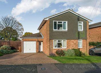 Thumbnail 4 bed detached house for sale in Fairfax Close, Rainham, Gillingham