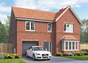 "Thumbnail 4 bed detached house for sale in ""The Overbury"" at Wellfield Road North, Wingate"