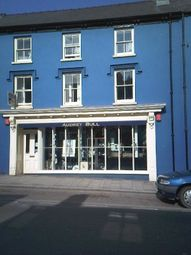 Thumbnail 1 bed flat to rent in High Street, Narberth