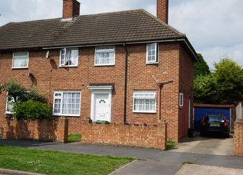 Thumbnail 3 bed semi-detached house for sale in Hawthorne Crescent, Slough