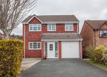 Thumbnail 5 bedroom detached house for sale in Spring Park, Woolwell, Plymouth