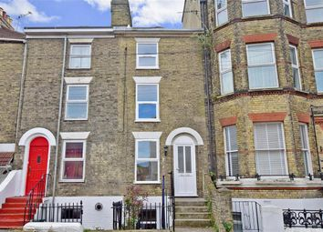 Thumbnail 3 bed terraced house for sale in Dover Road, Folkestone, Kent