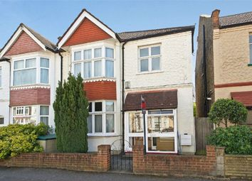 Thumbnail 3 bed semi-detached house for sale in Southdown Road, London