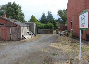 Thumbnail Land for sale in Swannington Road, Ravenstone