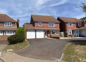Thumbnail 4 bed detached house for sale in Wellington Park, Seaford, East Sussex