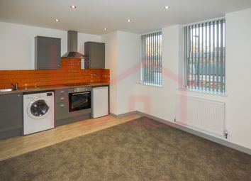 Thumbnail 1 bed flat to rent in 114 St Peter's House, Doncaster