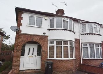 Thumbnail 3 bed semi-detached house to rent in Howard Road, Great Barr, Birmingham