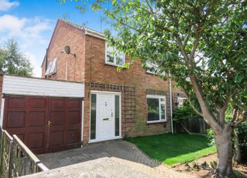 Thumbnail 3 bed semi-detached house for sale in Fairfields, St. Ives, Huntingdon