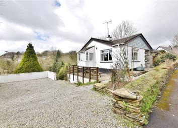 Thumbnail 4 bed bungalow for sale in Warrens Field, Camelford