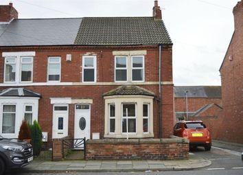 Thumbnail 3 bed end terrace house for sale in Newbiggin Road, Ashington