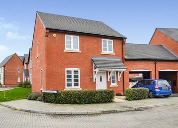 Thumbnail 4 bed detached house for sale in Arderne De Gray Road, Wolston, Coventry