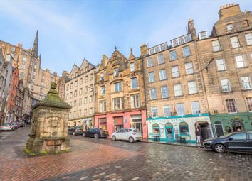 Thumbnail 1 bed flat to rent in West Bow, Old Town, Edinburgh