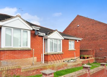 Thumbnail 1 bedroom semi-detached bungalow for sale in Rockingham Court, Belgrave Road, Barnsley