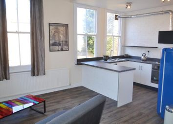 Thumbnail 2 bed flat to rent in Flat 4A, 89A Forest Road West, Nottingham
