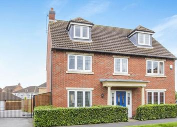 Thumbnail 5 bedroom detached house for sale in Lady Hay Road, Leicester, Leicestershire