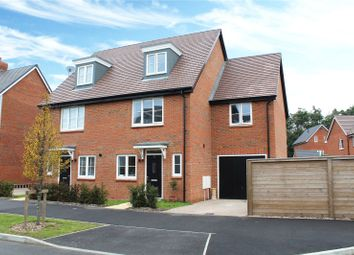 Thumbnail 4 bed semi-detached house for sale in Hornbeam Avenue, Angmering, Littlehampton