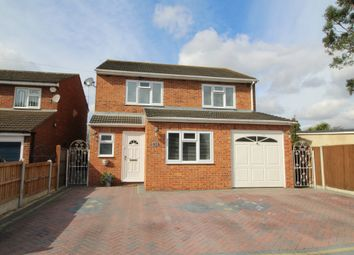 Thumbnail 3 bed detached house for sale in Louise Gardens, Rainham