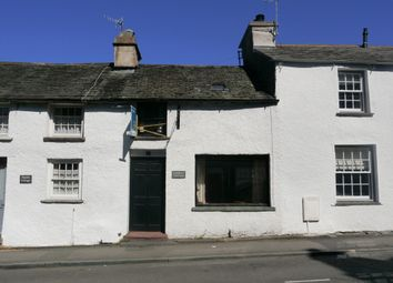 Thumbnail 1 bedroom terraced house for sale in Baddeley Cottage, 5 Church Street, Ambleside