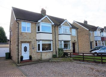 Thumbnail 3 bed semi-detached house for sale in Jefferson Drive, Brough