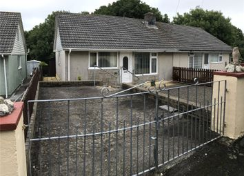 Thumbnail 2 bed semi-detached bungalow for sale in Llanrhian Road, Croesgoch, Haverfordwest