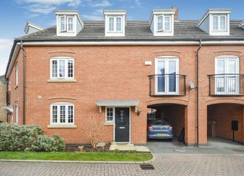 Thumbnail 4 bed property for sale in Carnoustie Drive, Lincoln