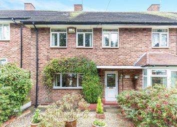 Thumbnail 3 bed terraced house for sale in Billingsley Road, Birmingham