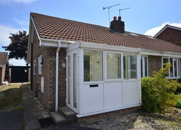 Thumbnail 2 bedroom semi-detached bungalow for sale in St Marys Avenue, Hemingbrough, Selby