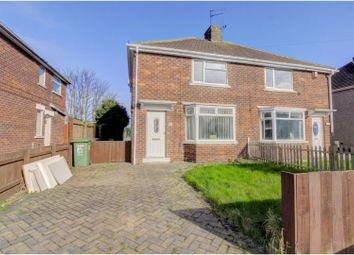 Thumbnail 2 bed semi-detached house for sale in Queensway, Hartlepool
