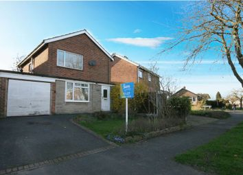 Thumbnail 3 bed detached house to rent in Carsington Crescent, Allestree, Derby