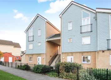 Thumbnail 2 bed flat for sale in Onyx Drive, Sittingbourne, Kent